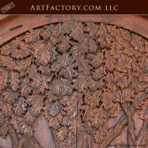 lodge grand entrance door