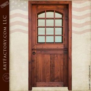 Art Factory Home Custom Solid Wood Doors Craftsman