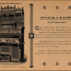 Chicago Cottage Organ Company Original Catalogue