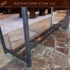 custom side table