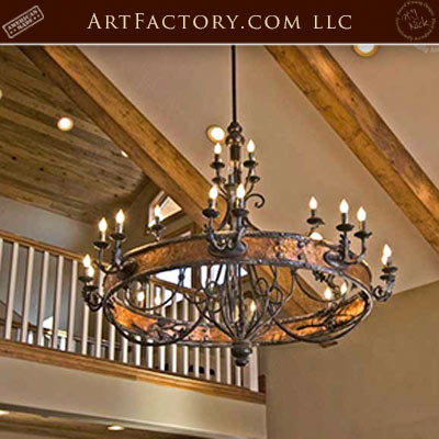 custom designer chandeliers