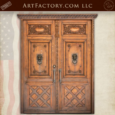 doors inspired by history