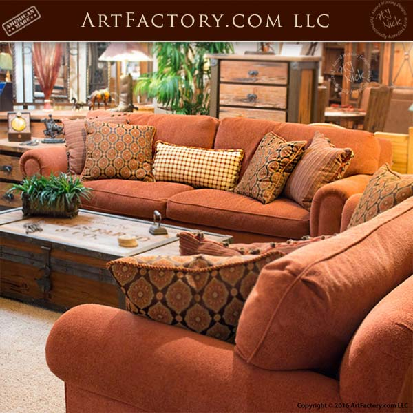 custom living room furniture