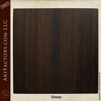 ebony sample