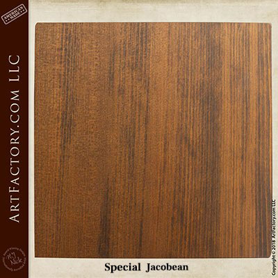 special jacobean stain sample