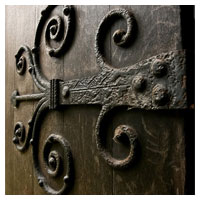 Hinges & Latches | Hand Forged