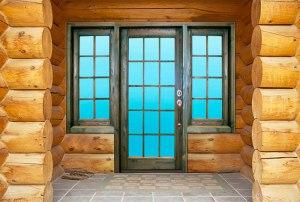Door - French Door With Side Lights - WIN1681
