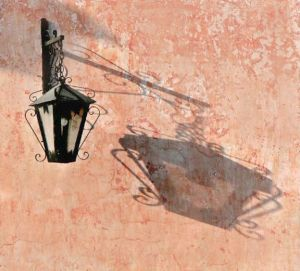 Castle Carriage Lantern - From The Historical Record - LS791