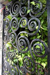Hand Forged Wrought Iron - From Historical Record  - F990
