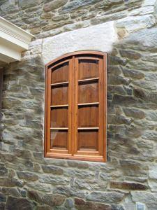 Custom Window - Smolenice Castle 17th Cen Slovakia - WIN1700