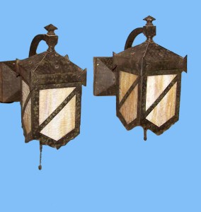 Matching Sconces - Designs From The Historical Record - LS0901