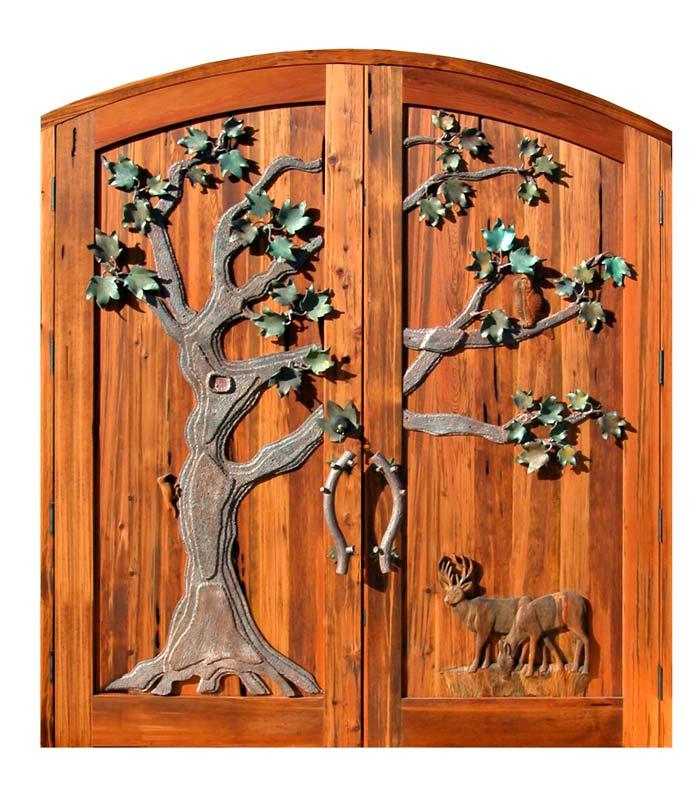 Doors - Chateau des ducs de Savoie 16th Cen France - 6016ATC