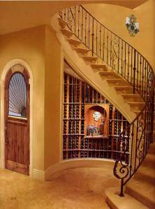 Stair Railing - Hand Forged Fine Art Since 1913 - CHT01416