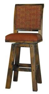 Bar Stool Swivel - Custom bar Stool - MLS580