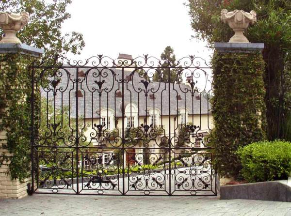 Gates - Hand Forged In America Since 1913- Customer Photo - CG53