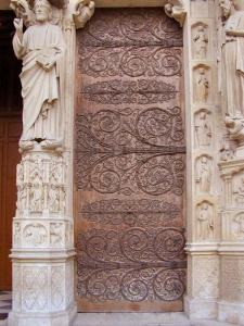 Door - Design From Historical Record -  ADCD900