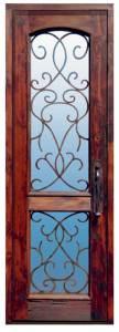 Entry Door- Chateau du Hautanigsbourg 12 Cen France - 7012WI