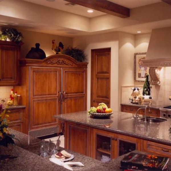 Kitchen Cabinets - Customer Provided Photo - KC8532