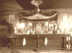 Western Bar -  Design From Historic Record - OWB3333