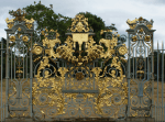 Iron Gates  Gold Gild - Design From Antiquity - GGG66