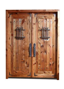 Double Doors - Design From Historic Entry Doors - 2466SE