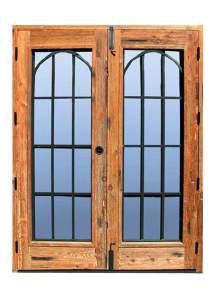 Doors - Caputh Palace 17th Cen Germany  - 3451WI