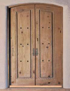 Doors - Akershus Castle 13th Cen Oslo Norway  - 6510AT