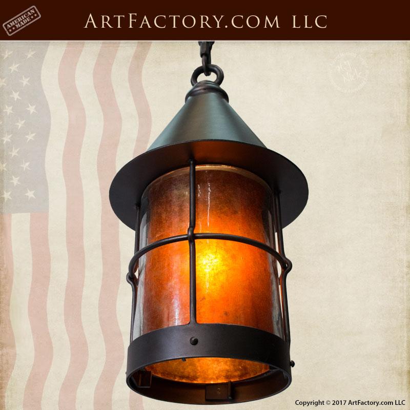 Custom Medieval Lantern