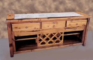 Side Board - Wine Buffet Display Table  - SPB490