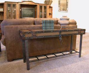 Hall Table - Wells Fargo Sofa Table - CBCC622