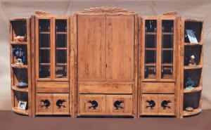 Entertainment Center - Cabin Styles -  SWEC168