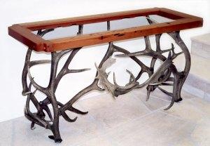 Hall  Table - North American Wild Elk  Table - MLST529