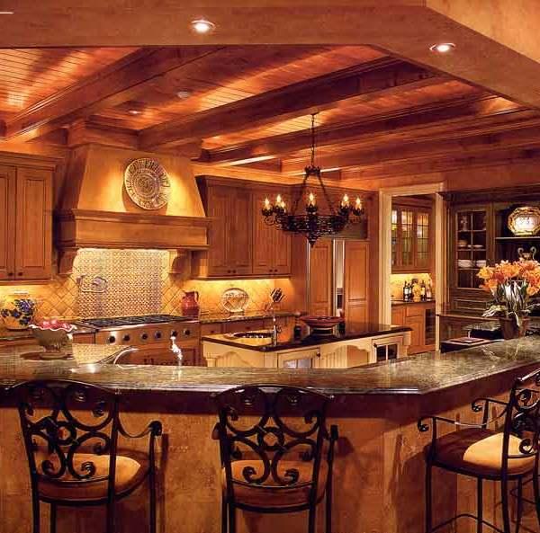 Custom Kitchen Cabinets - Dream Kitchens Built To Last - KIT1010