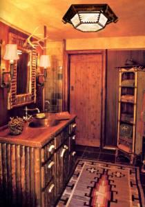 Bathroom Custom - Cabin Baths Can Be Art Elegant  - BATH765