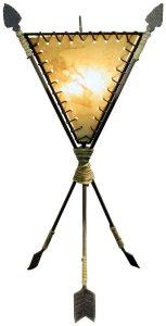 Arrow Table Lamp - LF714A