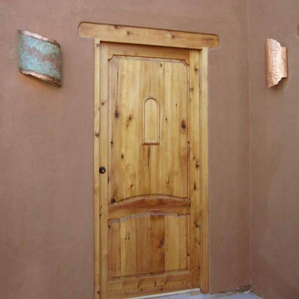 Tuscan Entry Door - 13th Cen Italy  - 3025AT