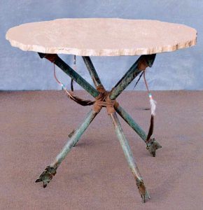 End Table - Designed From The Historical Record - SWLT163B