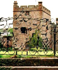 Iron Gate - Sowerby West Yorkshire 16th Cen England - 1244IGJ