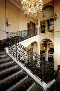 Iron Stair - Design From The Historical Record -  SWI90