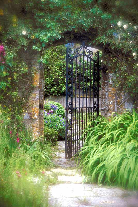Custom Iron Gates - Castle Visconteo Italy - 1261IGR