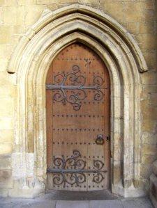 Entry Gate - Reifenstein Castle 14th Century Italy - 1279CGT