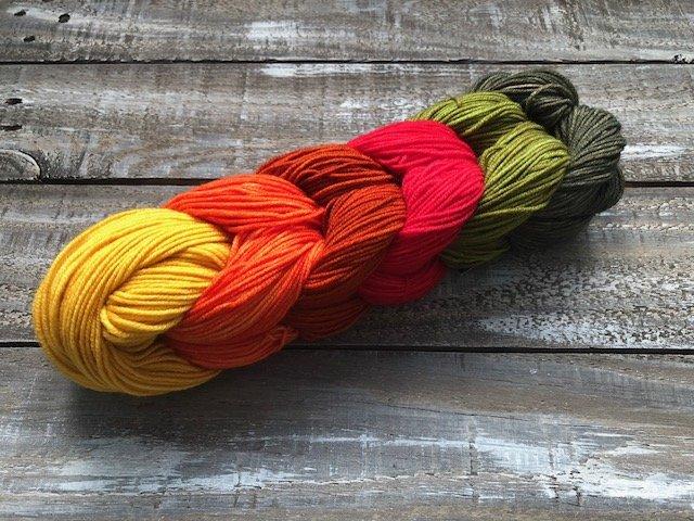 Color Bundle  – Foliage