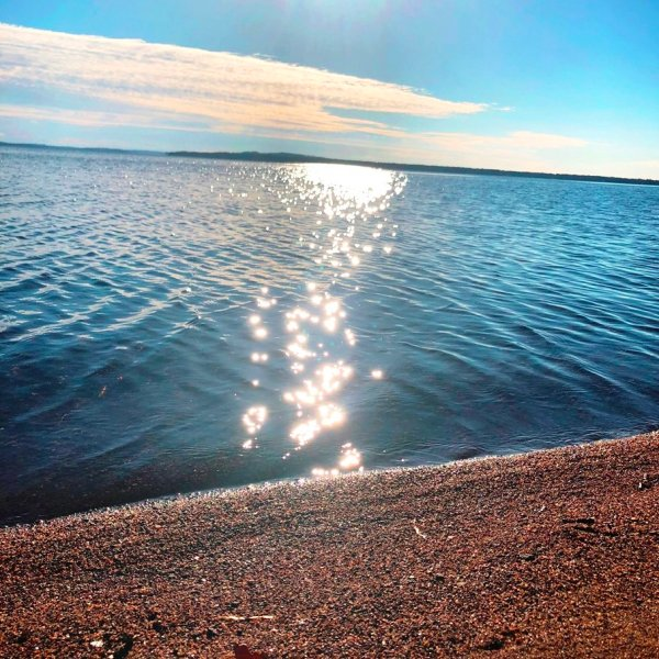 Day 76 -Gull Lake – Yana Petrova