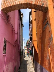Day 77-Burano Colorс Burano Italy Linda