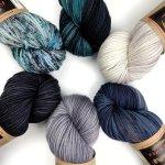 Nightshift shawl