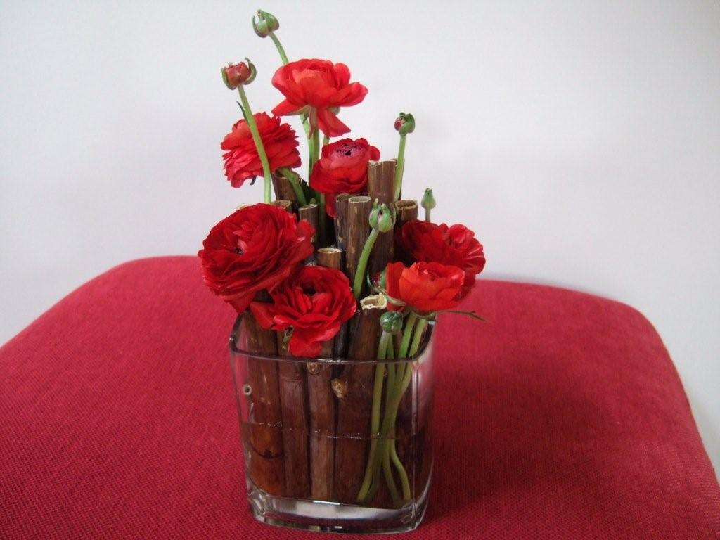 Table Creation Florale Simple Art Floral Land Art