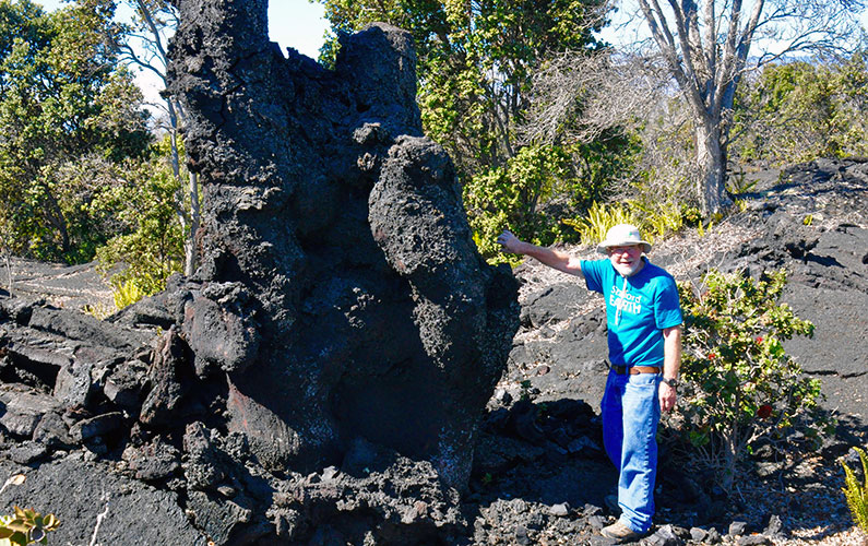Lava Trees – Courage and Stamina