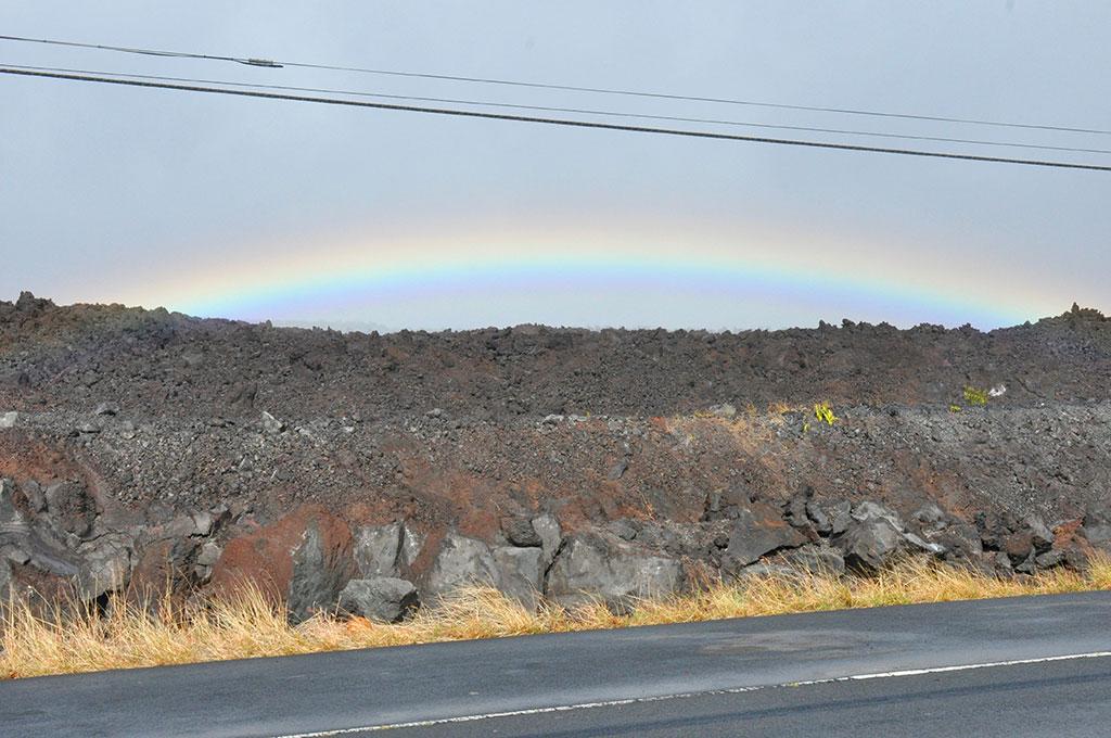 Rainbow Photo in Hawaii by Glenn McClure