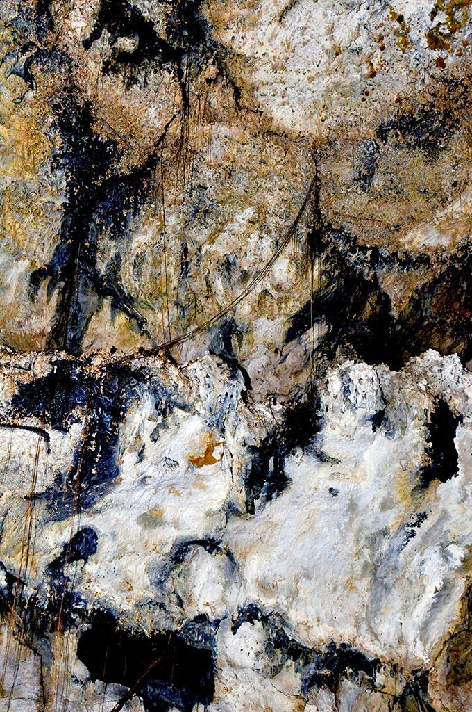 Porous Lava Rocks in Hawaiian caverns