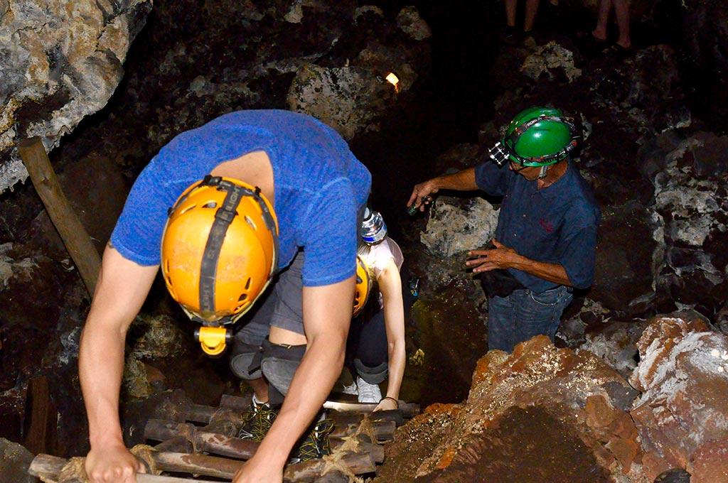 Kula Kai Caverns in Hawaii - photo by Glenn McClure